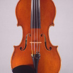 Archimedarchi Violin 2013 - Top - Antiqued Strad model