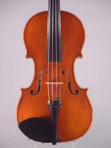 Archimedarchi Violin 2013 - Top - Antiqued Strad model