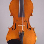 Archimedarchi Violin, 2014 - Top - Antiqued Strad model